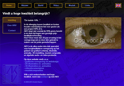 AKV-homepage-old